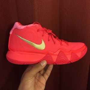 Nike Shoes   Nike Kyrie 4 Red Carpet